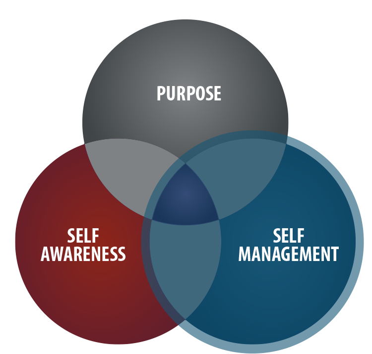Self Management Venn Diagram